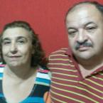 Foto Adalberto e Sônia