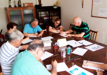 Reunião da Livraria MFC com a Coordenação Nacional