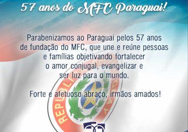 57 anos do MFC Paraguai