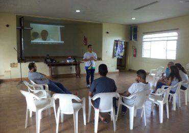 Primeira Reunião do grupo Jovem de Campo Grande