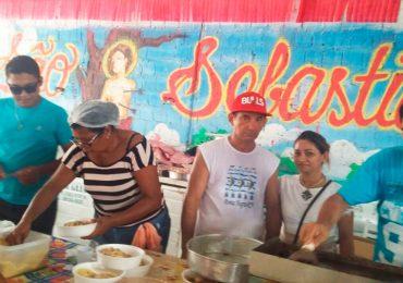 MFC Amazonas – Feijoada Beneficente da Paróquia de São Sebastião