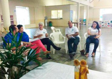 MFC Itamaraju – Visita da Equipe Estadual