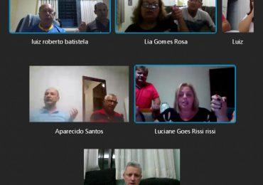 Reunião da ECE – Equipe de Coordenação do Estado de São Paulo