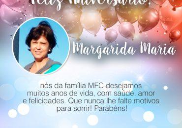 Parabéns, Janete Baldon e Maria Margarida!
