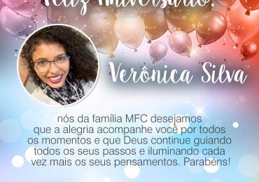 Parabéns, Verônica Silva!