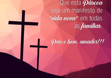 Uma Feliz Páscoa!
