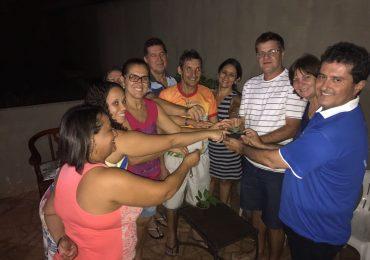 Projeto Visitas – Formação continuada: Equipe Base São Francisco de Assis