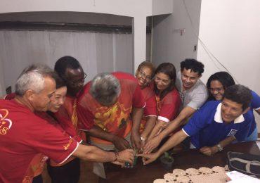 Projeto Visitas – Formação continuada: Equipe Base Profeta Jonas