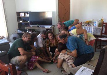 Projeto Visitas – Formação continuada: Equipe Base São Matheus