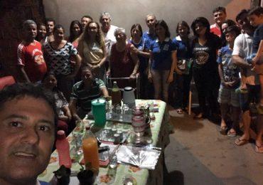 Projeto Visitas – Formação continuada: Equipe Base Maria José