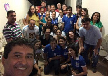 Projeto Visitas – Formação continuada: Equipe Base Sagrada Família