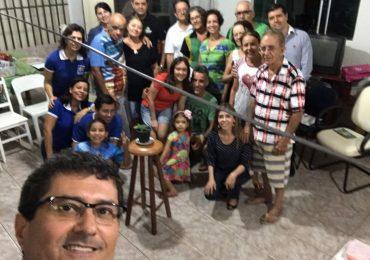Projeto Visitas – Formação continuada: Equipe Base Sagrado Coração de Maria