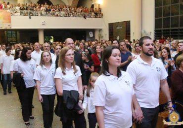 MFC Içara: Missa de Abertura do 5º Cerco de Jericó