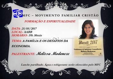 MFC Linhares: Formação e Espiritualidade
