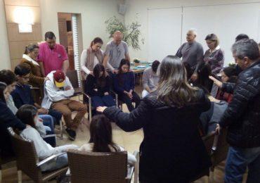"""MFC Arapongas – PR: Grupo """"Renascer em Cristo"""""""