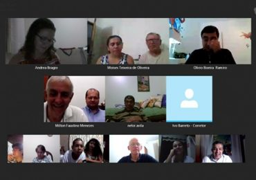 Reunião Videoconferência SENFIN