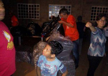 MFC Campo Grande-MS: Trabalho Solidário