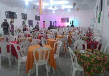 MFC Vitória da Conquista-Ba: Inauguração do auditório do Centro de Promoção Humana