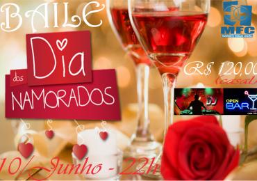 MFC Campo Grande: Baile do Dia dos Namorados