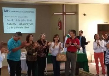 MFC Campo Grande: Missa dos 57 anos