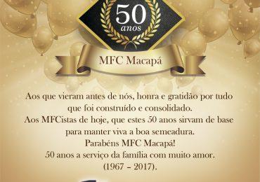 MFC Macapá: 50 anos