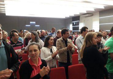 MFC Içara: 4º Encontro de Recém Casados