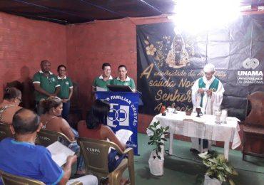 MFC Belém: Missa da Família
