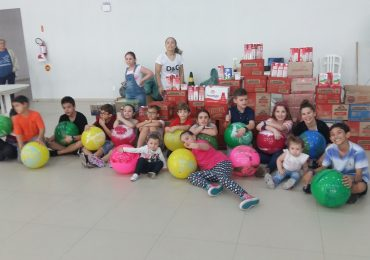 MFC Criciúma: Gincana Solidária