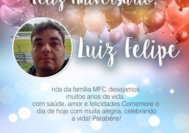 Parabéns, Luiz Felipe Monteiro!