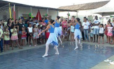 MFC Eunápolis: 10º Festival Infantil