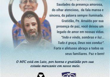 O MFC está em Luto – Padre Arnaldo