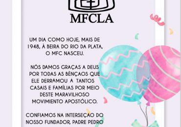 69 anos de MFCLA!