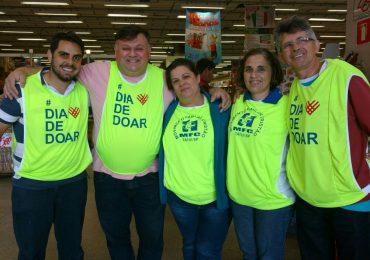 MFC Tatuí: Dia de Doar