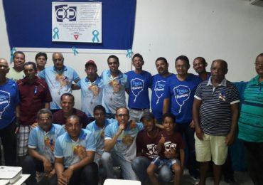 MFC Barra de São Miguel: Novembro Azul
