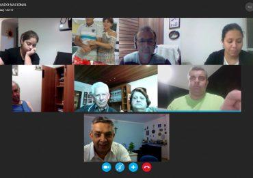 MFC Nacional: Reunião Virtual CONDIN-Secretariados
