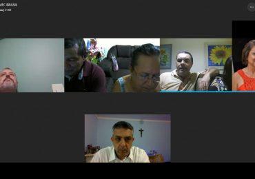MFC Nacional: Reunião do CONDIN