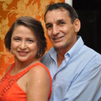 Leandro e Maria Lúcia
