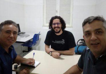 MCF Nacional: Reunião com SENPLAN e Pronano