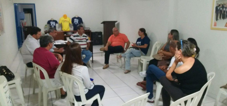 MFC Alagoas: Reunião do Conselho