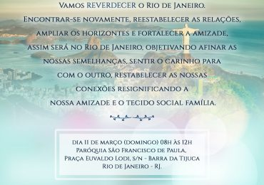 MFC Rio de Janeiro: Encontro Especial