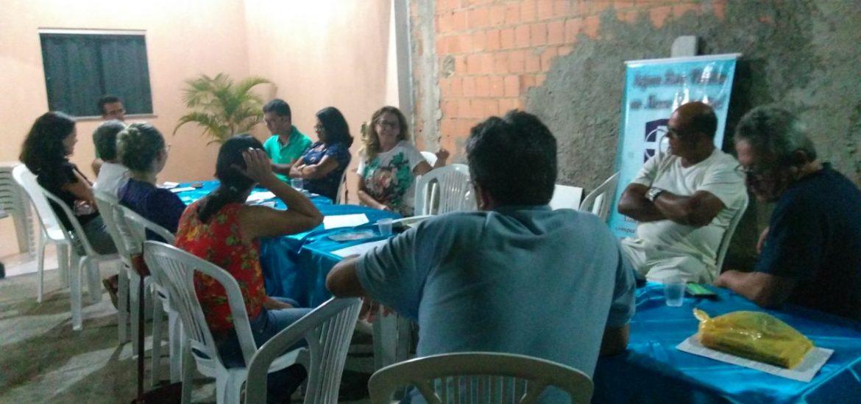 MFC Bahia: Reunião