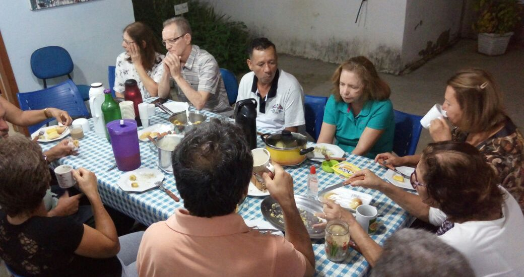 MFC Conquista: Reunião Área de Candeias