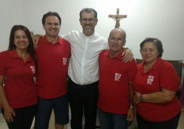 MFC Florianópolis: Posse do nosso Assessor Espiritual
