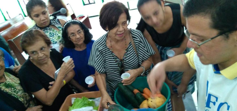 MFC Maranhão: Oficina de Sucos