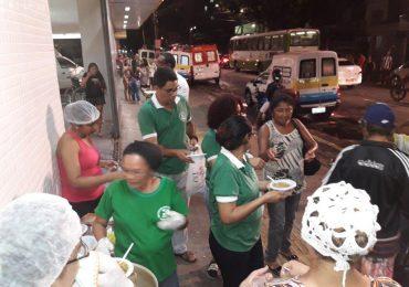 MFC Belém: Projeto Doação de Sopa