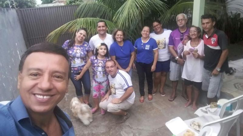 MFC Rondonópolis: Projeto de Visita as Famílias