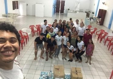 MFC Macapá: I Encontro Jovem