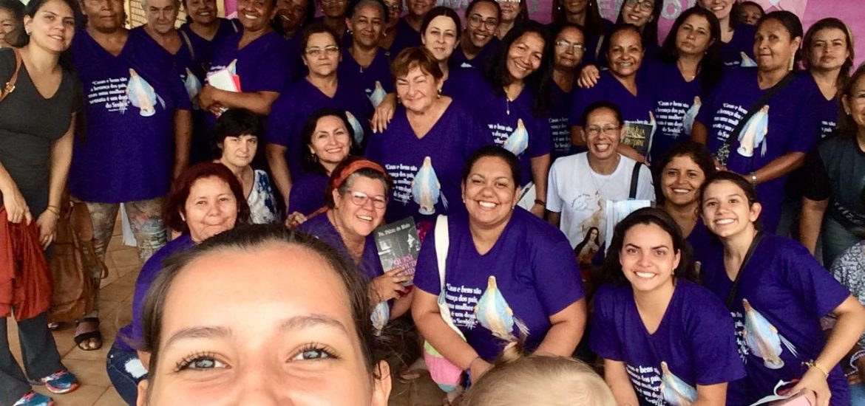 MFC Campo Grande: Retiro de Mulheres