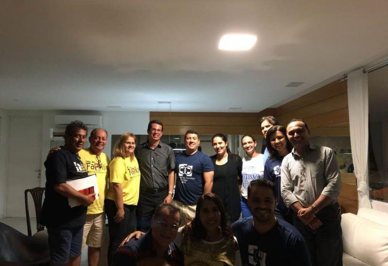 MFC Alagoas: Reunião do Grupo Espírito Santo