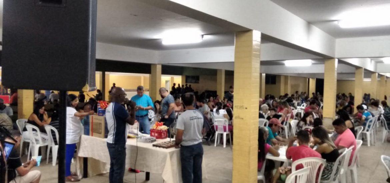 MFC Governador Valadares: Noite de Bingo